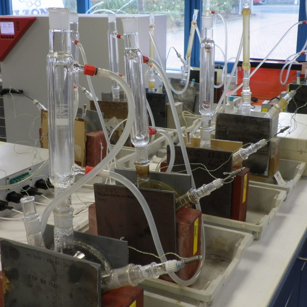 Atlas cells testing