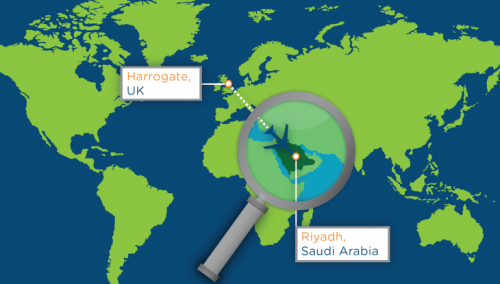Around the World in 8 Blog Posts: Saudi Arabia