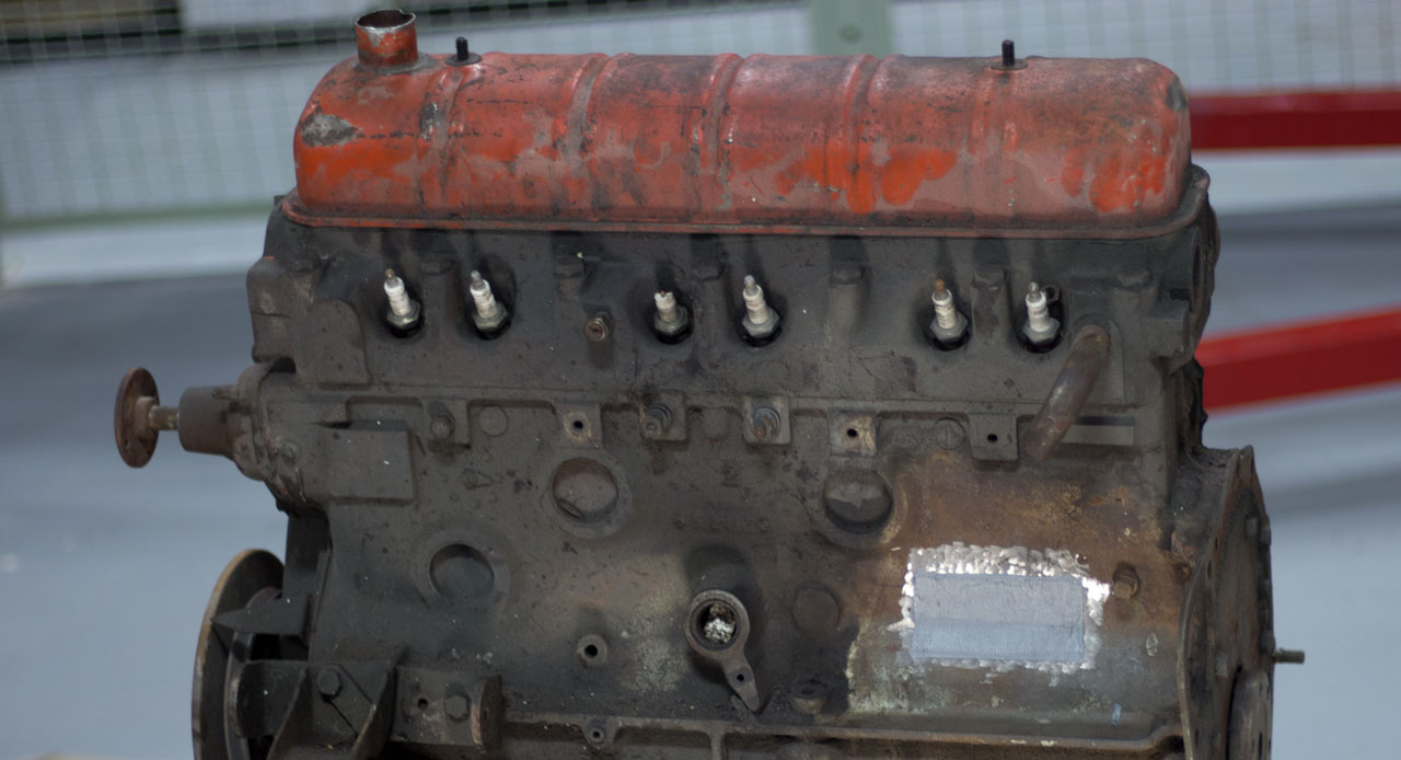 How To Repair a Cracked Engine Block