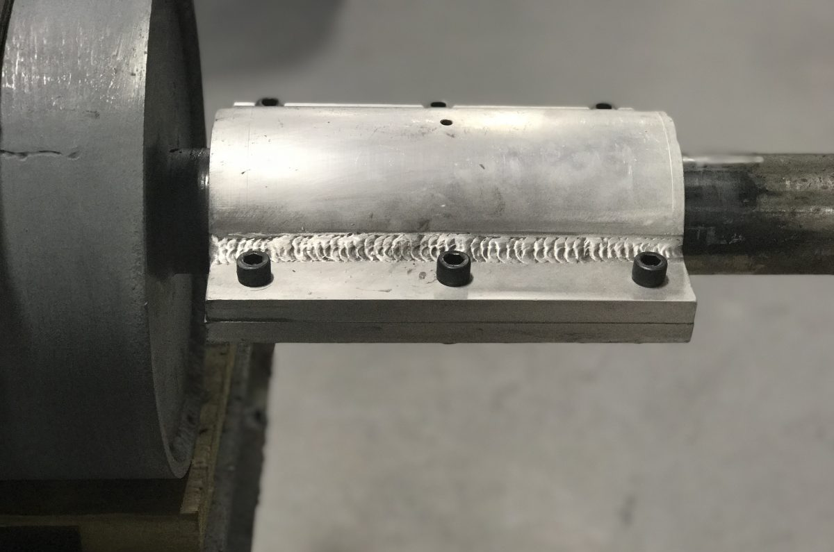 Read more about the article How to Repair a Worn Shaft with a Forming Technique