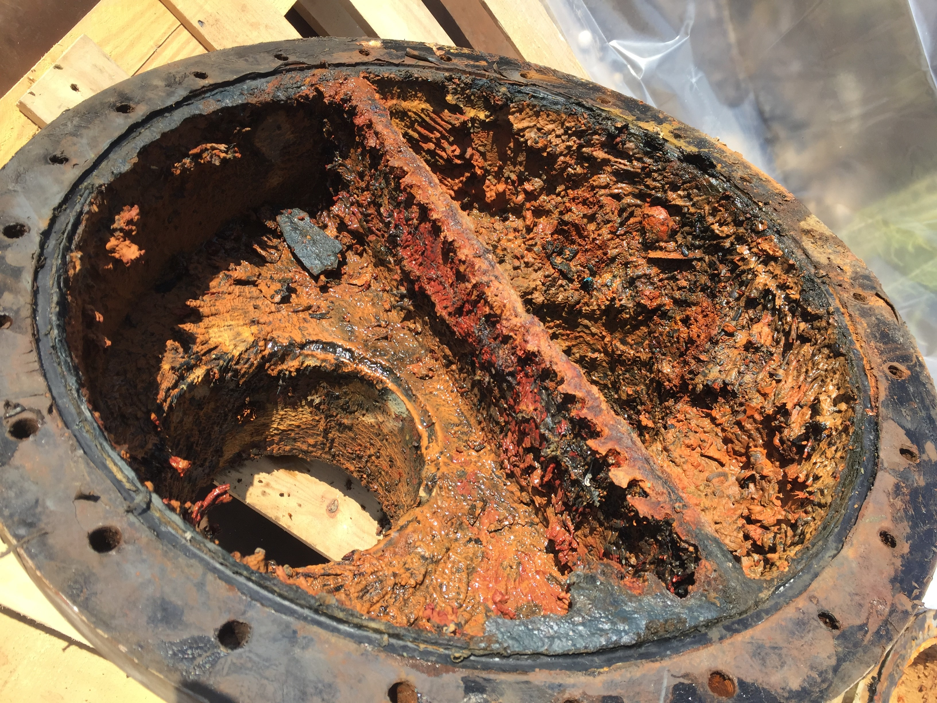 Read more about the article Heat Exchanger Repaired Using Epoxy Composites And Coatings