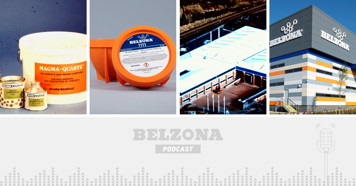 The Belzona Podcast – Episode 1: An Introduction to Belzona with Joel Svendsen