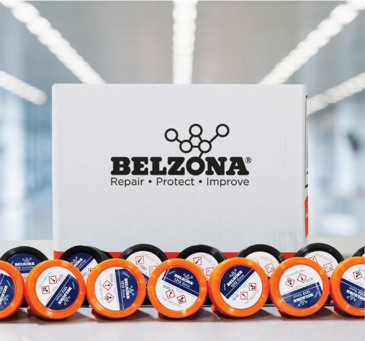 Belzona's products are all developed by the in-house R&D team