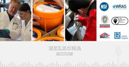 The Belzona Podcast – Episode 5: An insight into Quality Control Standards