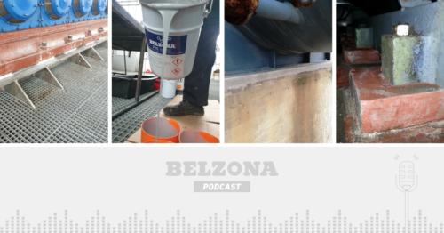 Belzona Epoxy Resin Chocking Systems