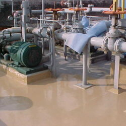 Proven Solvent-Free and Epoxy Based Solutions For Secondary Containment Areas
