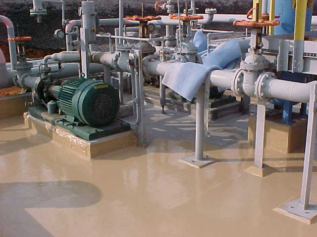 Read more about the article Proven Solvent-Free and Epoxy Based Solutions For Secondary Containment Areas