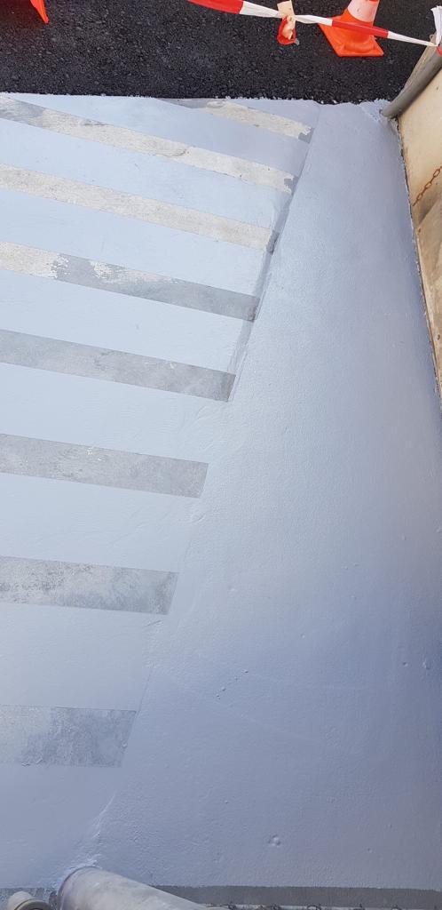 Epoxy coating Belzona 5231
