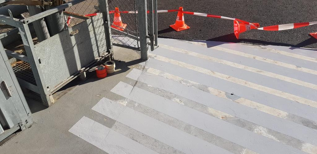 Flooring fortified with abrasion-resistant coating