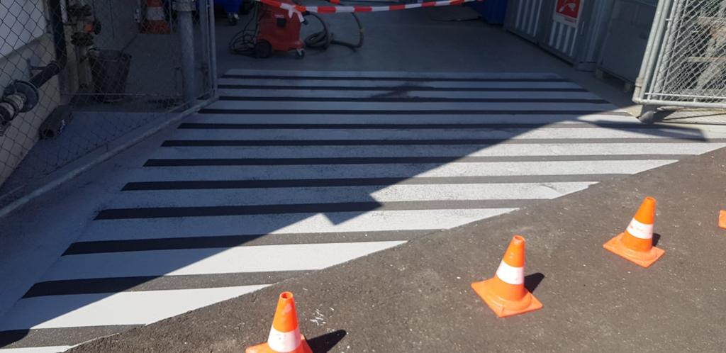 Non-slip grip system keeps operations running safely