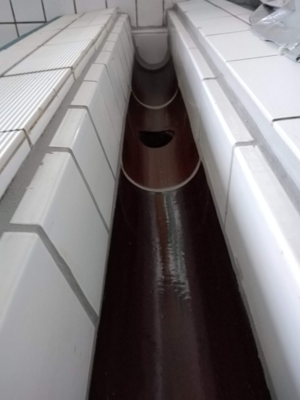 Concrete repair with epoxy repair mortar, Belzona 4111
